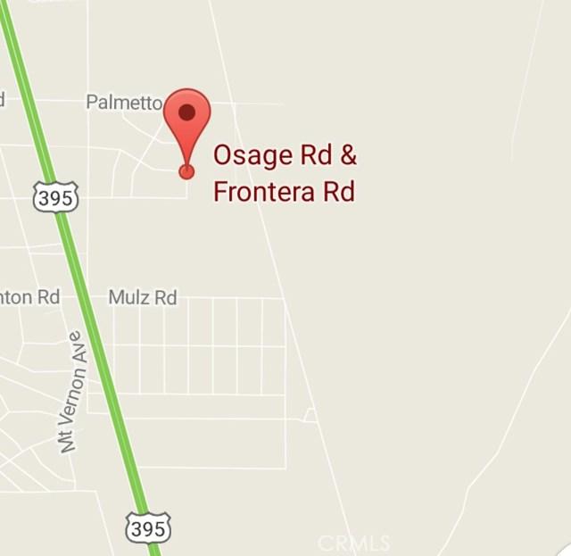 0 Frontera Road Helendale, CA 92342 - MLS #: OC18025175