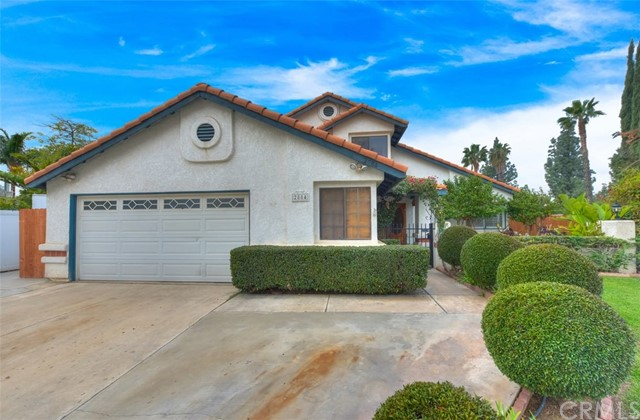 2884 Felix Court Riverside, CA 92503 - MLS #: EV18060345