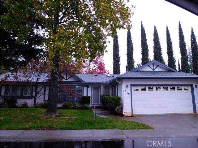 216 Berry Creek Drive, Paradise CA 95969