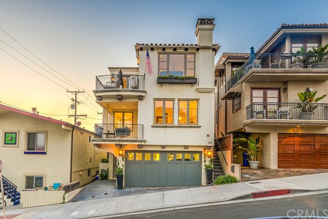 Townhouse for Rent at 121 12th Street Manhattan Beach, California 90266 United States
