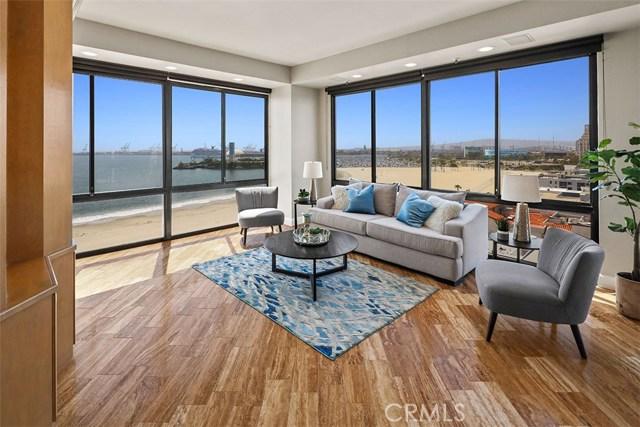 1310 Ocean Boulevard, Long Beach, California 90802, 2 Bedrooms Bedrooms, ,2 BathroomsBathrooms,Condominium,For Sale,Ocean,PW20070285