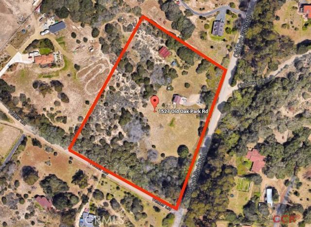 Property for sale at 1527 Old Oak Park, Arroyo Grande,  CA 93420