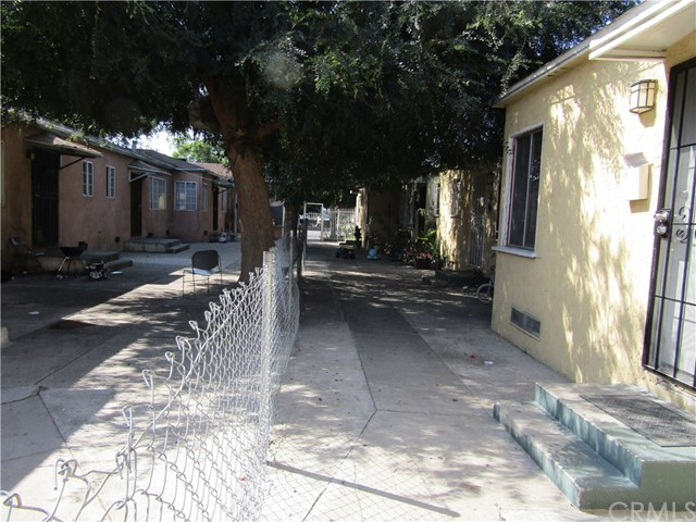 Residential Income for Sale at 1711 Alondra Boulevard Unit A-D 1711 E Alondra Boulevard Compton, California 90221 United States