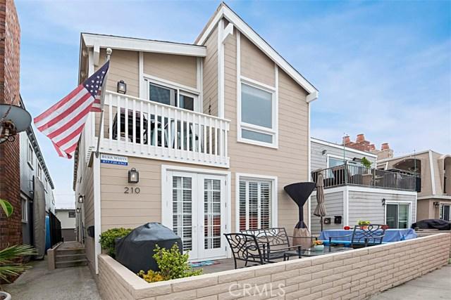 210 33rd Street  Newport Beach CA 92663