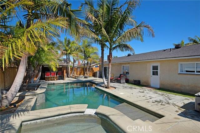 16221 Birdie Lane Huntington Beach, CA 92649 - MLS #: OC17223412