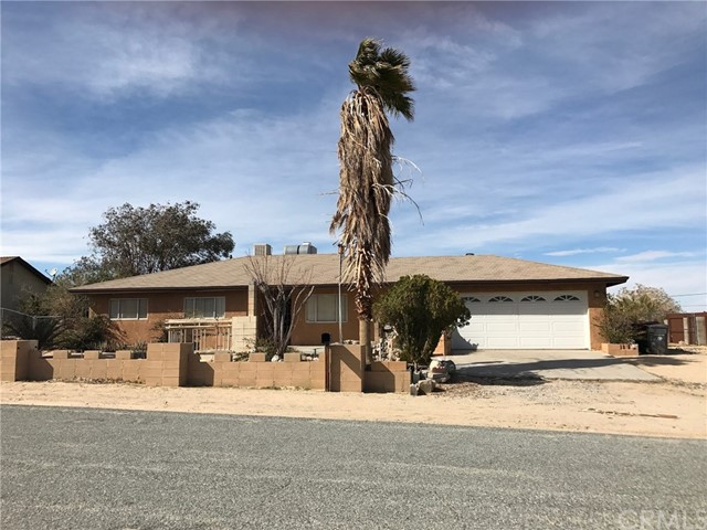 72590 Granite Avenue, 29 Palms, CA, 92277