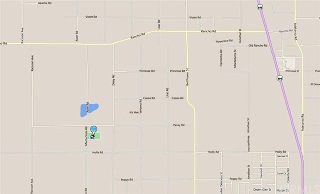 0 ASTER & Pansy 4.66 ac Adelanto, CA 92301 - MLS #: TR18045221