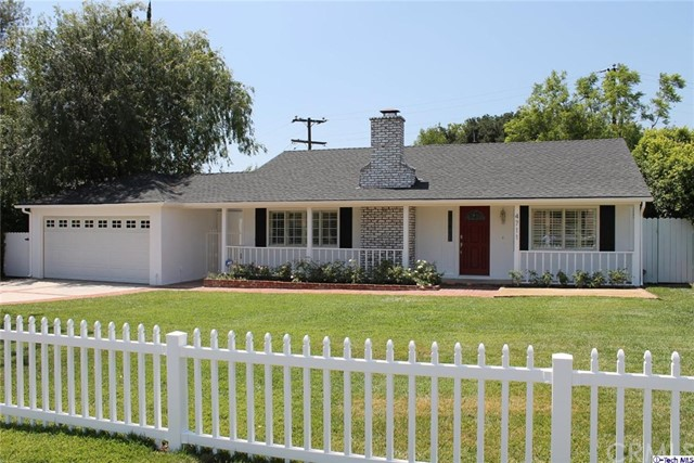 4711 Daleridge Road La Canada Flintridge, CA 91011 is listed for sale as MLS Listing 317002178