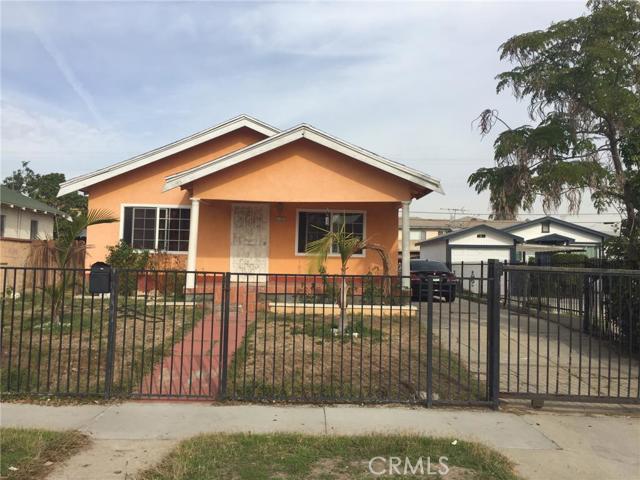 1101 West 102nd Street, Los Angeles CA 90044