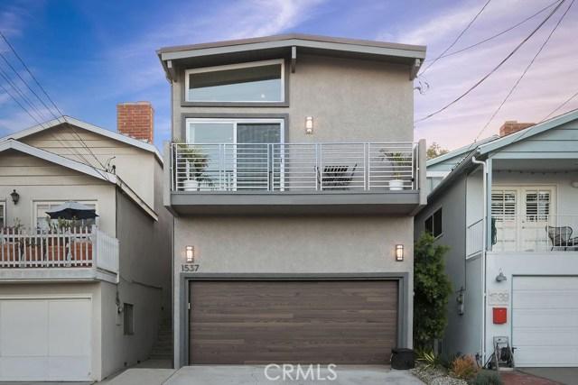 1537 Stanford Redondo Beach CA 90278