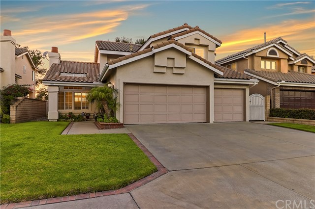 One of Cul de Sac Anaheim Hills Homes for Sale at 1035 S Highridge Court