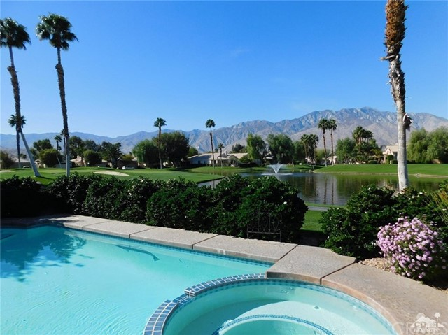 Single Family Home for Sale at 29763 Trancas Drive 29763 Trancas Drive Cathedral City, California 92234 United States