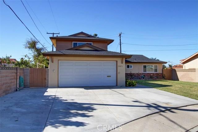 15871 Ward Street Westminster, CA 92683 - MLS #: OC18022252