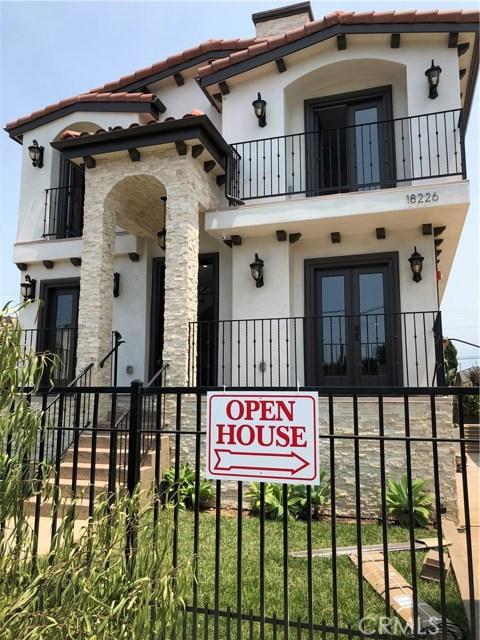 18228  Grevillea, Redondo Beach in Los Angeles County, CA 90278 Home for Sale