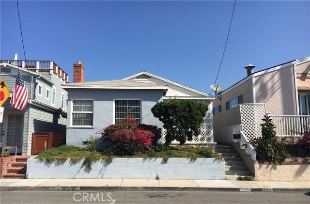 435 Longfellow Avenue  Hermosa Beach CA 90254