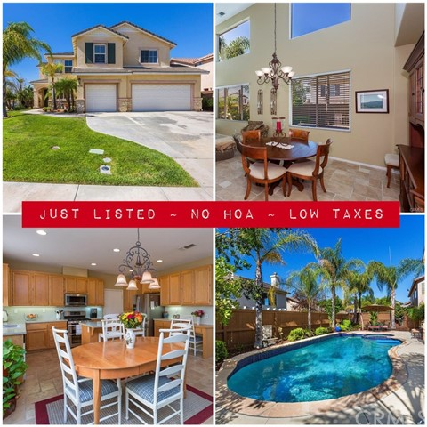40208 Julianne Drive Murrieta CA  92563