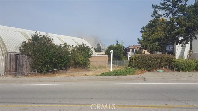 0 Main Street Morro Bay, CA 93442 - MLS #: SP17124700