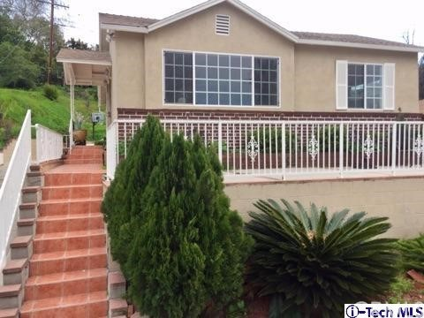 Single Family Home for Rent at 4040 Toland Way Los Angeles, California 90065 United States