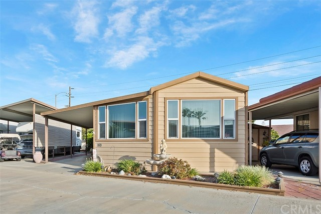 1295 S Cawston Avenue Unit 169 Hemet, CA 92545 - MLS #: SW18122053