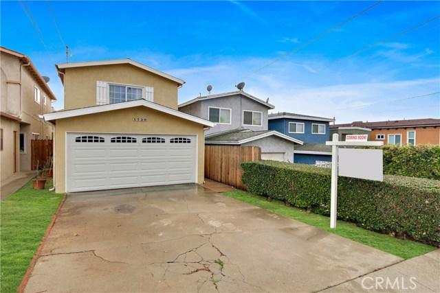 1730 Spreckels Lane  Redondo Beach CA 90278