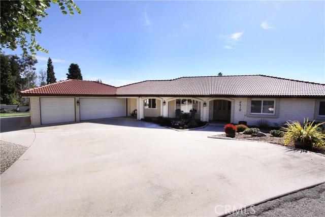 2418 Vista Drive, Upland CA 91784