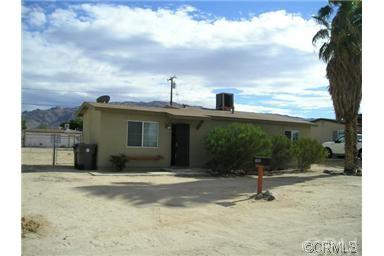 74063 Casita Drive, 29 Palms CA 92277