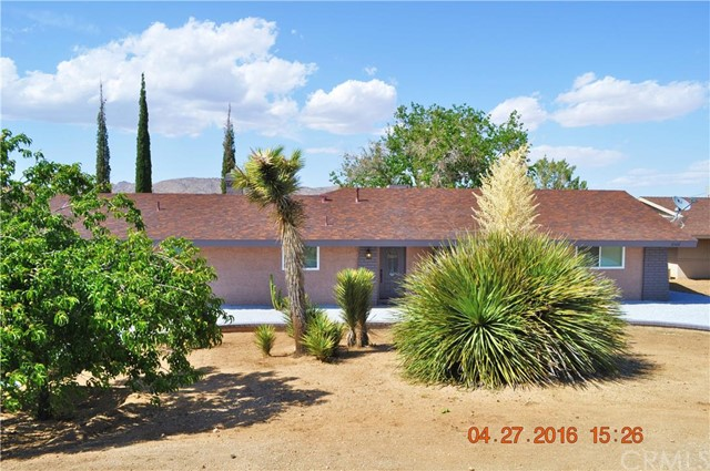 8388 Acoma Court, Yucca Valley CA 92284