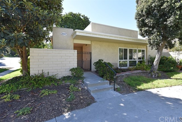2247 Via Mariposa H Laguna Woods, CA 92637 is listed for sale as MLS Listing OC17230946