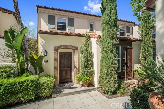 75 Canyoncrest  Irvine CA 92603
