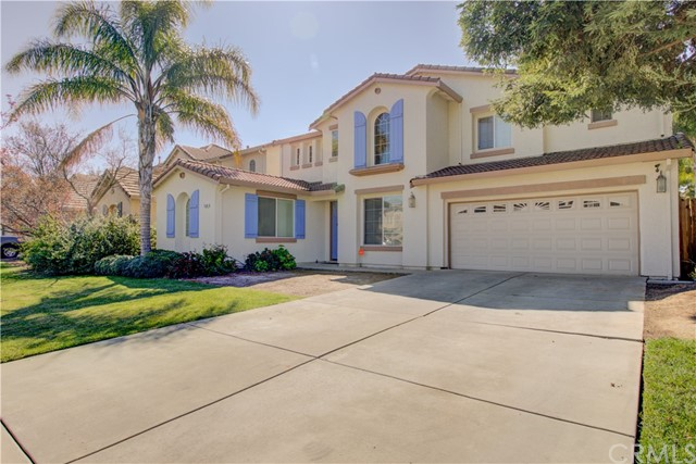 Detail Gallery Image 1 of 1 For 1348 Esplanade Dr, Merced,  CA 95348 - 5 Beds | 4 Baths