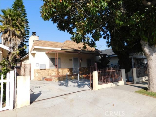 470 Santa Cruz, San Pedro, California 90731, ,Residential Income,For Sale,Santa Cruz,PV19023020