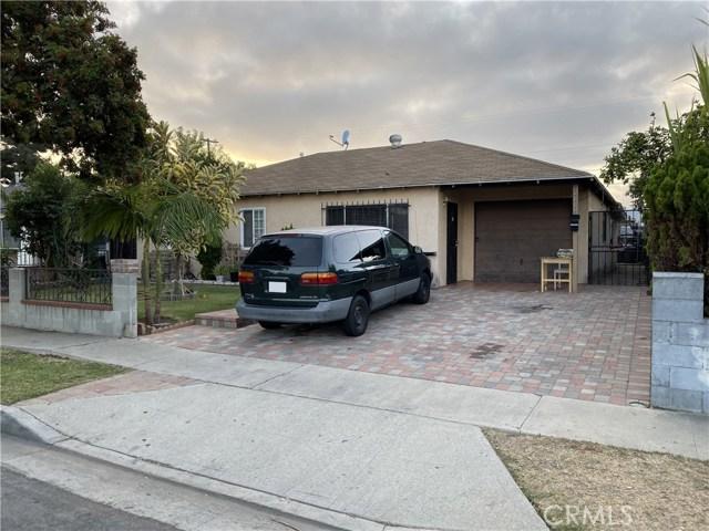 18813 Crocker Avenue, Carson, California 90746, 4 Bedrooms Bedrooms, ,2 BathroomsBathrooms,Single family residence,For Sale,Crocker,WS18123766