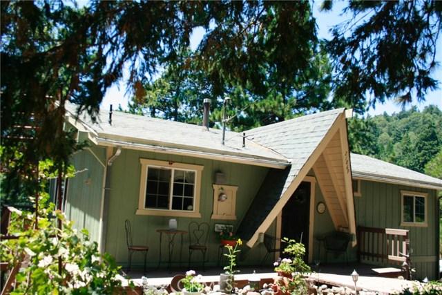 独户住宅 为 销售 在 21869 Sawpit Canyon Road Cedarpines Park, 加利福尼亚州 92322 美国