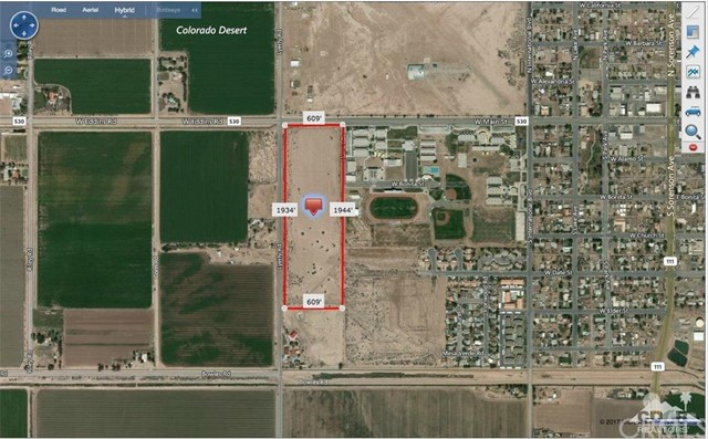 Land for Sale at 701 W Main Street Calipatria, California 92233 United States