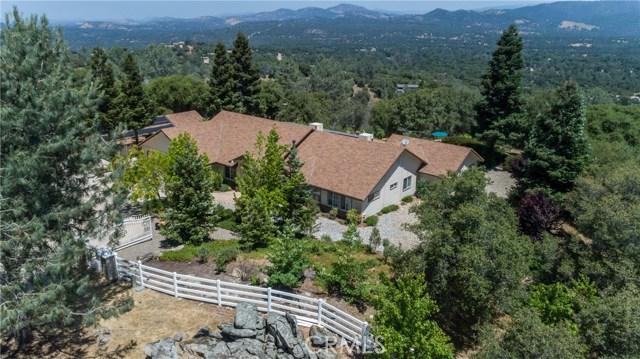 Single Family Home for Sale at 30793 Longview Lane E Coarsegold, California 93614 United States