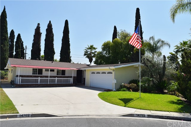14702 Candeda Place  Tustin CA 92780