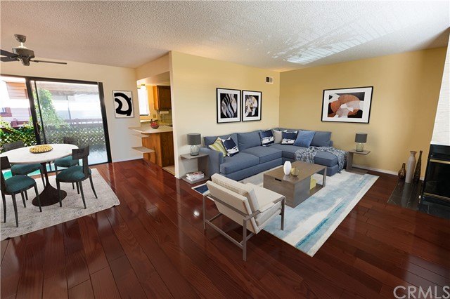 Detail Gallery Image 1 of 1 For 15822 S Normandie Ave #9,  Gardena,  CA 90247 - 2 Beds | 2/1 Baths