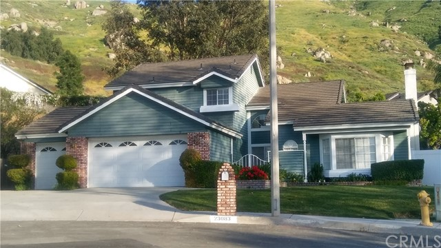 Single Family Home for Sale at 23083 Jensen Court Grand Terrace, California 92313 United States