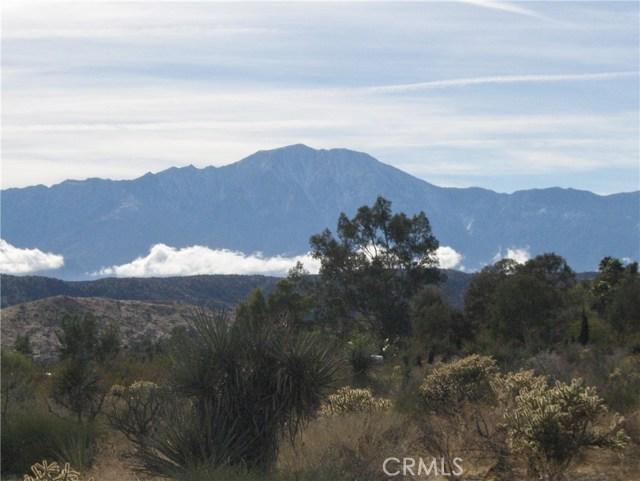 0 Maccele Road Morongo Valley, CA 92256 - MLS #: JT18006026