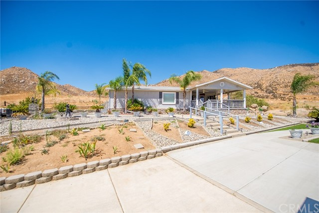 Single Family Home for Sale at 8820 Pigeon Pass Road Moreno Valley, California 92557 United States