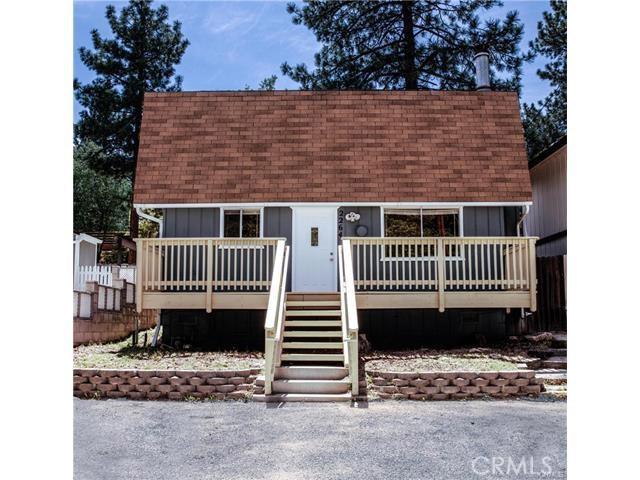Casa Unifamiliar por un Venta en 2264 Deep Creek Drive Arrowbear Lake, California 92314 Estados Unidos