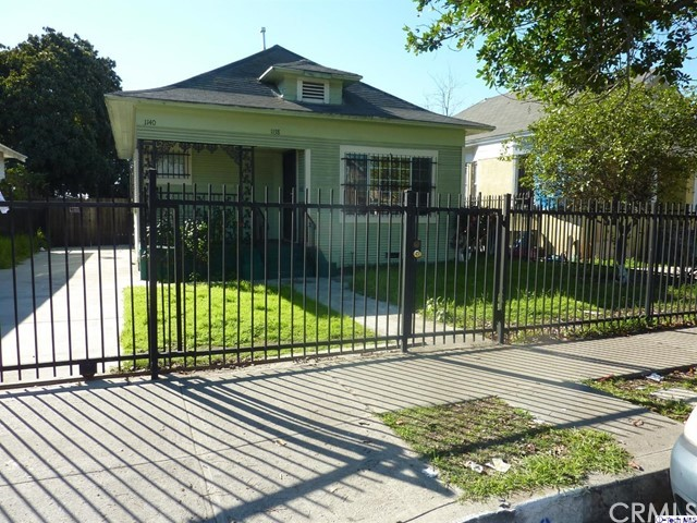 Single Family for Sale at 1138 55th Street E Los Angeles, California 90011 United States