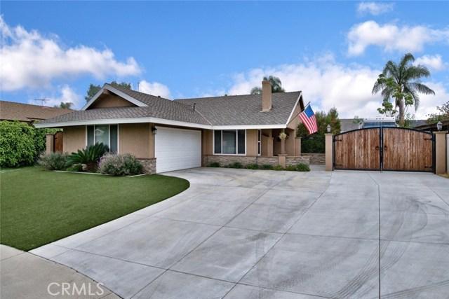16922 Norfolk Circle, Yorba Linda, California