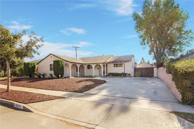 10919 Kester Avenue, Mission Hills San Fer, CA 91345