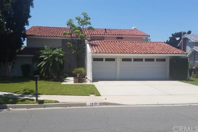 Single Family Home for Rent at 1919 Young Drive Placentia, California 92870 United States