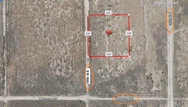 10500 Ave M Palmdale, CA 93591 - MLS #: DW17254216
