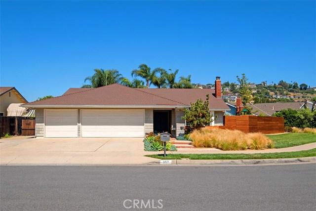 Photo of 357 S Earlham Street, Orange, CA 92869