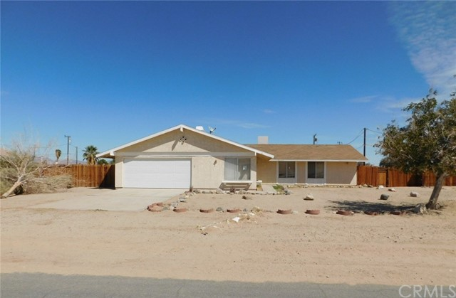 4729 Flying H Road, 29 Palms, California 92277