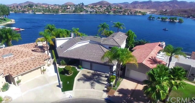 Single Family Home for Sale at 30112 Red Barn Place Canyon Lake, California 92587 United States