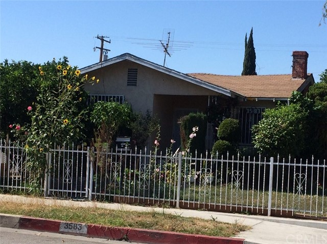 3583 E 56th Street Maywood, CA 90270 - MLS #: MB17139526